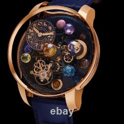 All New Luxury Future Innovation Solar System Planets Watch Limited Edition