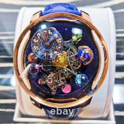 All New Luxury Future Innovation Solar System Planets Watch Limited Edition 2021