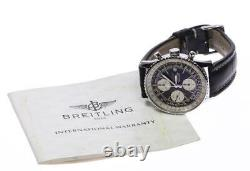 BREITLING Old Navitimer A13022 Chronograph Automatic Men's Watch 577775