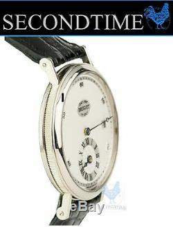 Breguet Classique 250th Anniversary Limited Edition Regulator in 18k White Gold