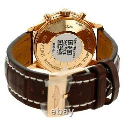Breitling Navitimer Cosmonaute Rose Gold Manual 43mm Watch Box & Papers RB0210