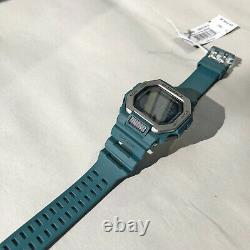 Casio G-LIDE G-SHOCK GBX-100-2 Teal Surfer Men's Watch Urethane New Authorized