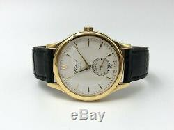 Chopard L. U. C. 1860 Limited Edition Yellow Gold Ref 161860-0001 Pre-owned