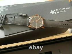 Christopher Ward Trident C65 Black Gold Limited Edition