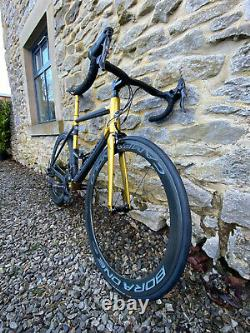 Colnago C60 Gold Limited Edition Super Rare 57 Sloping (or 56 Sloping)