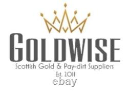 Goldwise Scottish Gold Paydirt 2 for 1 Limited edition