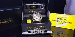 Invicta Disney Limited Edition Men's 50mm Gold Mickey Chronograph Watch 32474