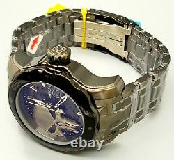 Invicta Marvel 48mm Limited Edition Punisher Scuba Pro Diver Gunmetal SS Watch