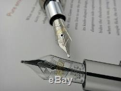 MONTBLANC 2018 Great Characters James Dean Artisan Limited Edition 99