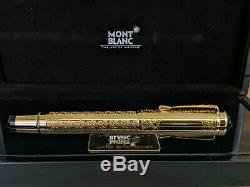 MONTBLANC Patron of Art Louis XIV Limited Edition Fountain Pen