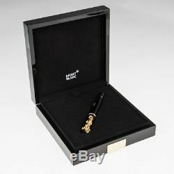 Montblanc Limited Edition 2000 Year of the golden Dragon Füller ID 28667 mit OVP
