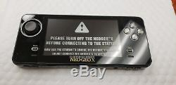 Neo Geo X Gold Limited Edition (Defective battery Open box condition)