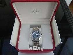 Omega Seamaster White Gold Americas Cup Limited Edition