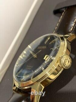 Seiko Limited Edition Presage Cocktail Automatic Watch SRPD36J1 + Spare Strap