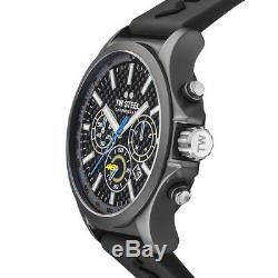 TW Steel TW936 Men's Special Edition VR46 Pilot Chronograph 48mm Watch
