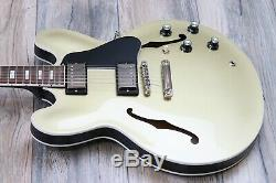 UNPLAYED! Gibson ES-335 Limited Edition Baroque Gold Metallic + OHSC and COA