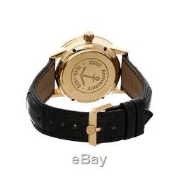 Ulysse Nardin Marine 150th Limited Edition Automatic Rose Gold Mens Strap 266-22