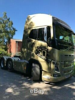 Volvo FH16 750 Globetrotter XL, Ailsa, Limited Edition